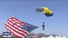 Fleet Week is back and better in San Francisco after pandemic absence