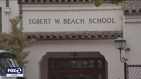 Bay Area school districts work to address students eating outside in rain due to COVID