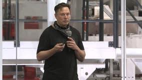 Elon Musk announces Tesla is moving headquarters to Austin