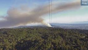 Cal Fire says prescribed burn caused rapidly-spreading Estrada Fire