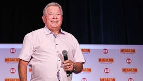 William Shatner officially headed to space Oct. 12 on Blue Origin rocket