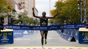 Boston Marathon 2021: Kenyans Kipruto, Kipyogei win pandemic-delayed race
