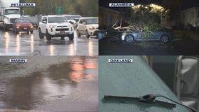 Despite rain prep precautions, wet weather welcome in Bay Area