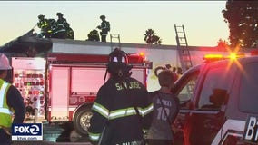San Jose investigators believe cluster of blazes near school are connected