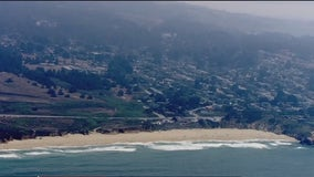 Sand dunes proposed at Stinson Beach to protect homes