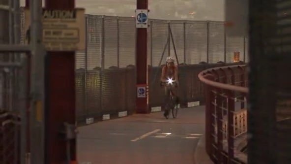 Transportation leaders to discuss ideas for Golden Gate Bridge bicyclist safety