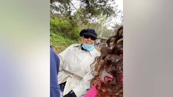 San Francisco police in search of 85-year-old missing woman