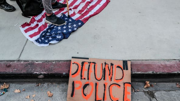 Defund the police? More Americans saying not so fast, Pew research shows