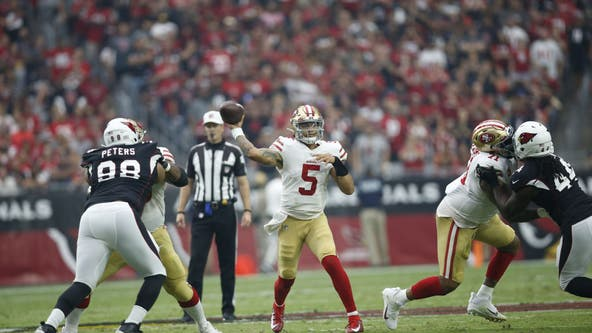 Quarterback questions will greet 49ers after the bye