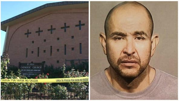 Man gets 11 years in prison for drowning daughter in Healdsburg church