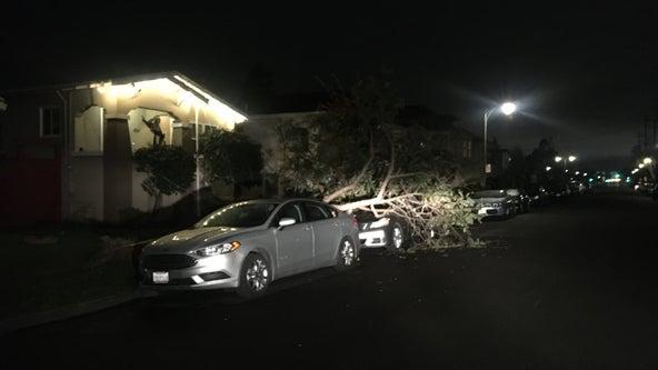 1st significant storm of season puts drivers on alert, won't fix drought