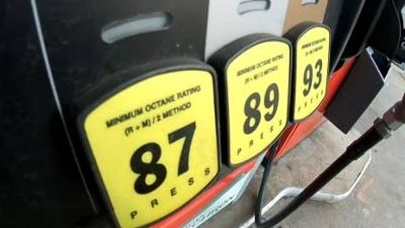 Average US price of gas spikes 13 cents per gallon to $3.44; Bay Area average $4.65