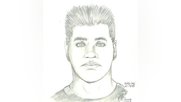 Police release sketch of man suspected in stabbing of skateboarder in Pleasant Hill
