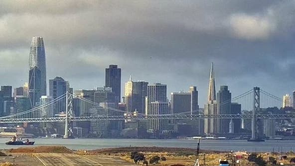 Here comes the atmospheric river: Bay Area about to get soaked