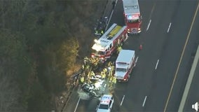 Remembering four killed in Garden State Parkway crash