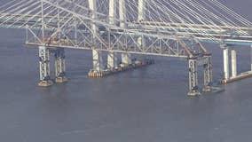 Stretch of Tappan Zee Bridge demolished