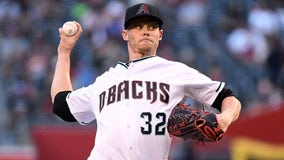 D-backs pitcher credits Trump with helping him meet his wife