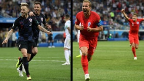 WORLD CUP SEMIFINAL PREVIEW: Croatia vs England