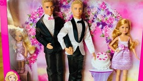 Man asks Mattel for gay Ken wedding set