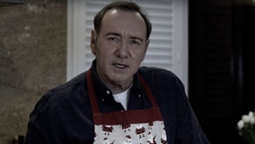 Kevin Spacey posts bizarre video as assault charge is announced