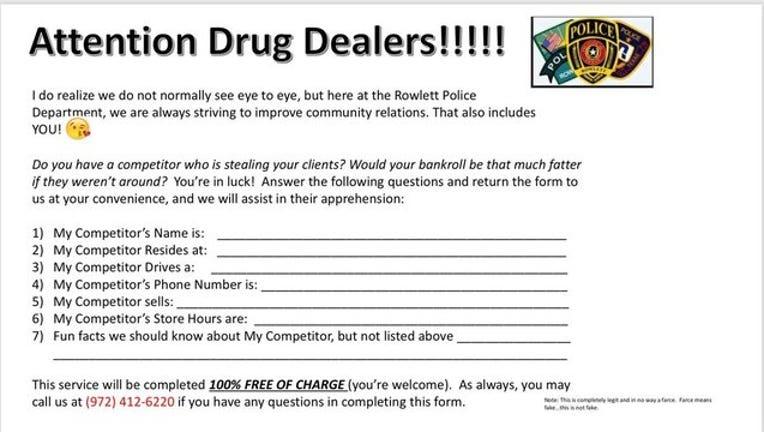 20f7fd4b-Drug dealer questions from Rowlett, Texas Police-404023