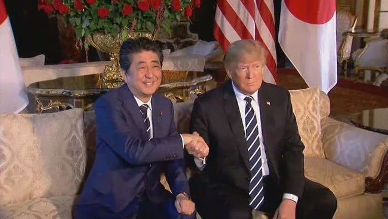aa9e8f54-Japanese Prime Minister Shinzo Abe and President Donald Trump-401720.jpg