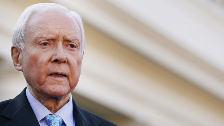0a0c2c71-Orrin Hatch (GETTY IMAGES)-401720