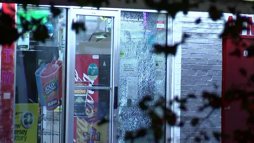 2 wounded in shooting at gas station in Trenton
