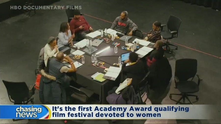 NYC hosts film festival devoted to women of color