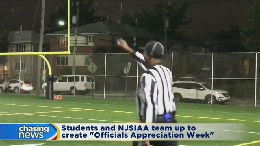 """""""Officials Appreciation Week"""" launches"""