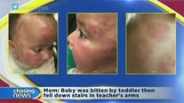 Mom says baby was injured at Newark day care