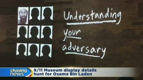 9/11 Museum display details hunt for Osama bin Laden