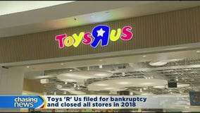 "Toys ""R"" Us reopens first store in NJ"