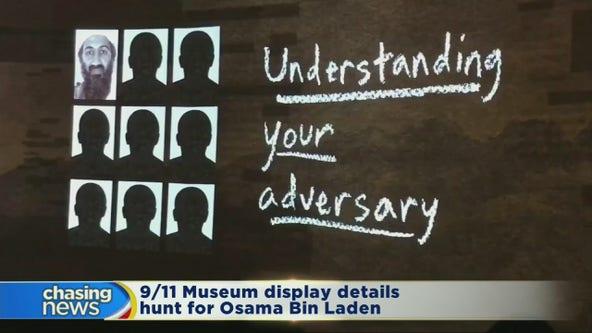 9/11 Museum display details hunt for Osama bin Laden