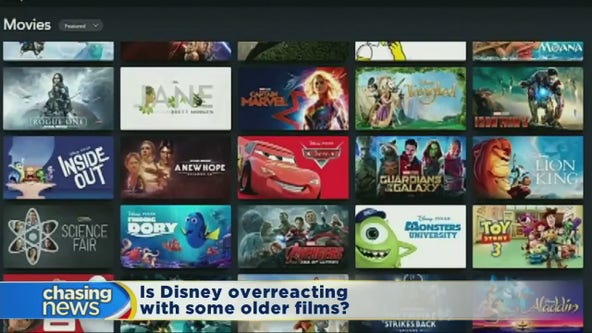 Disney+ warns users of outdated cultural depictions