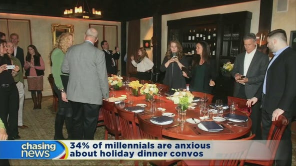 Avoiding politics and more at the Thanksgiving dinner table