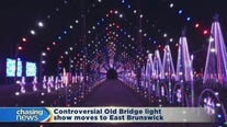 Controversial light display moves to fairgrounds