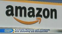 Amazon pulls Christmas ornaments depicting Auschwitz