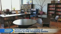 Homefront offers hope and more to homeless families