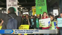 Climate protest comes to Newark on Friday
