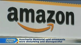 Amazon pulls Christmas ornaments depicting Auschwitz