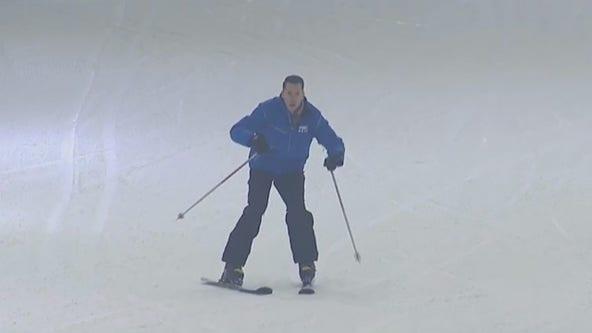 Indoor ski slope opens at American Dream