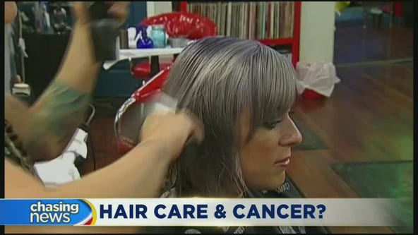 Hair products linked to breast cancer risk