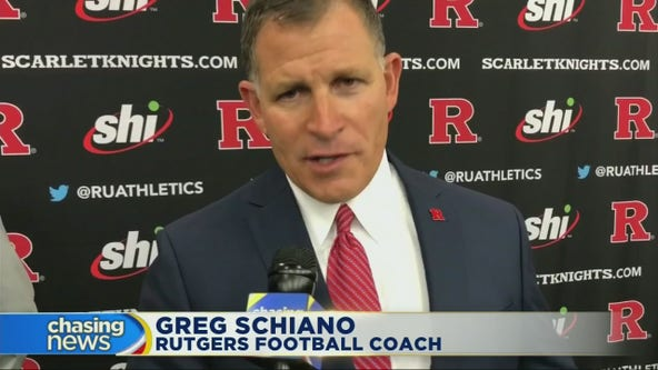Rutgers welcomes back Greg Schiano as football coach