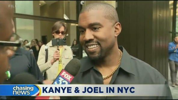 JT's apology, Kanye & Joel, The Irishman and more