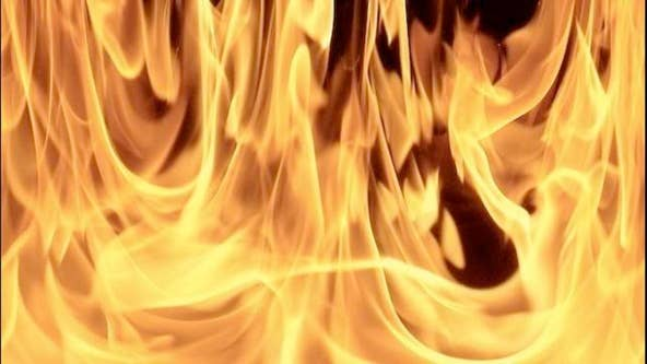 Car burns inside Lincoln Tunnel
