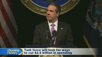 Cuomo's budget includes cuts to Medicaid
