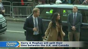 Megxit gets Queen Elizabeth's blessing