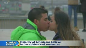 Surveys: Most Americans believe in soulmates