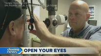 Optometrist say our eyes hold the secrets to our health